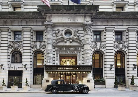 Nobody Asked Me, But… No. 226 Hotel History: Peninsula Hotel, New York